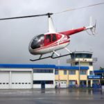 Hubschrauber-Schnupperflug