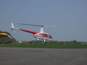 Hubschrauber-Rundflüge